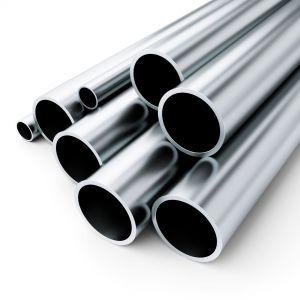 Rohre für Getränkeleitung DIN EN 11850 / EN 10357 CC aus Edelstahl