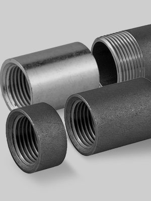 Conecto Pipe Fittings steel/galvanized